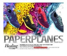 Vanzare distribuitor unic incaltaminte Paperplanes NewYork incaltaminte