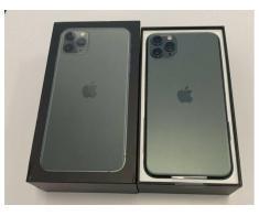 Apple iPhone 11 Pro 64GB = $600, iPhone 11 Pro Max 64GB = $650,iPhone 11 64GB = $47