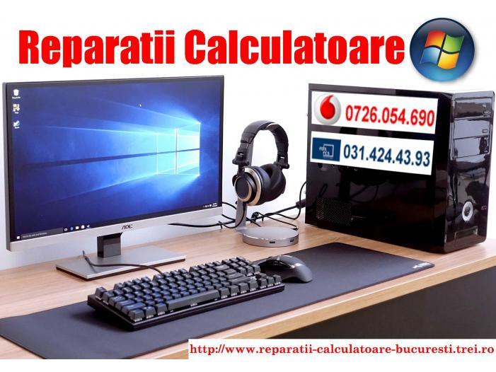 REPARATII CALCULATOARE BUCURESTI - REPARATII LAPTOPURI BUCURESTI - REPARATII MONITOAR - 1/5
