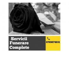 SERVICII FUNERARE TURDA- POMPE FUNEBRE NON-STOP