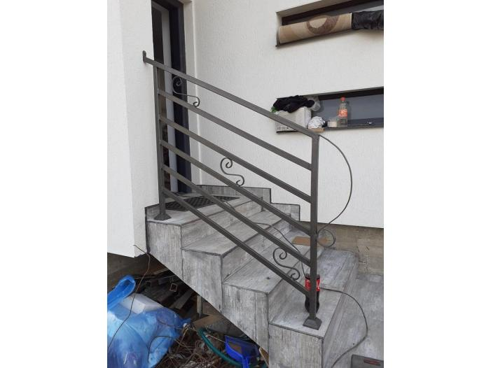Confectii metalice, garduri, porti, mobilier interior / exterior din fier - 2/5