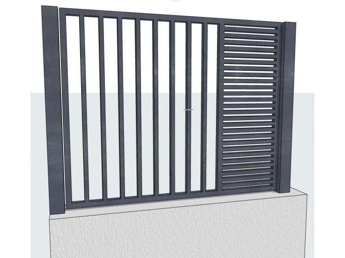 Confectii metalice, garduri, porti, mobilier interior / exterior din fier - 3/5