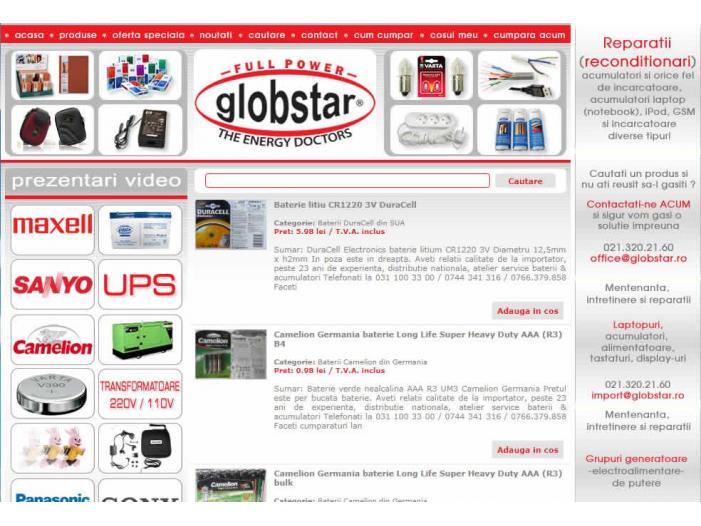 Importam acumulatori baterii UPS-uri stabilizator - 1/1