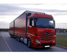 Sofer CE – Container BDF, Dispecer român, sistem 6/2