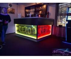 Tablouri, panouri publicitare Infinity 3D, amenajare localuri