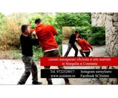 Cursuri autoaparare si arte martiale Mangalia si Constanta