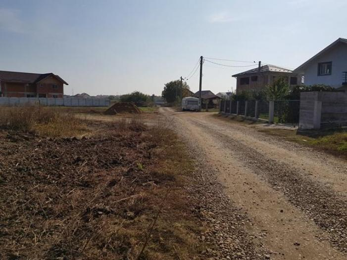 Teren casa in rate la proprietar comision 0% comuna Berceni - 1/3