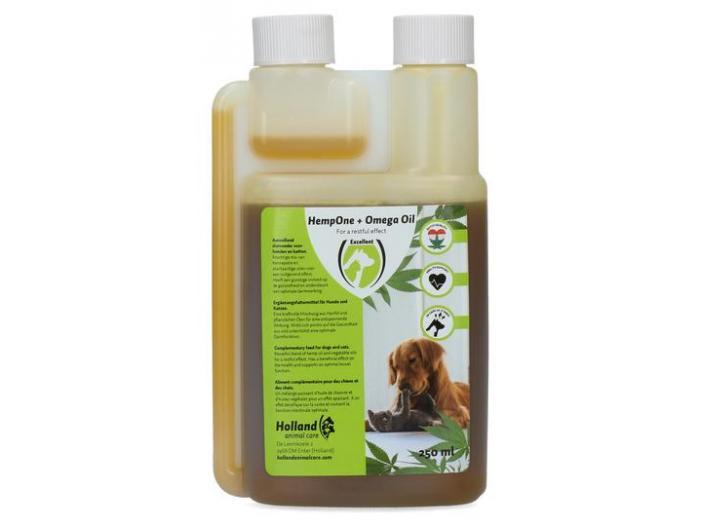 Supliment alimentar ulei de canepa cu ulei omega - 1/1