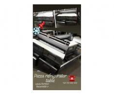 Banc inox frigorific pizza second