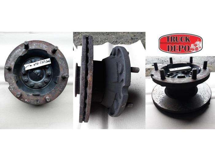Butuc MAN TGL 8.210. An fabricatie 2009 - 1/1