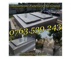 Renovari Lucrari Funerare Cruci Cavouri Morminte Marmura Granit