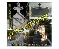 Executam Cruci De Granit Pietre Funerare Marmura Granit - Poza 4/5