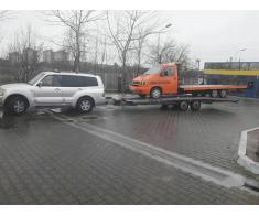Oferim servicii de tractări auto in tara cat si in BULGARIA si GRECIA