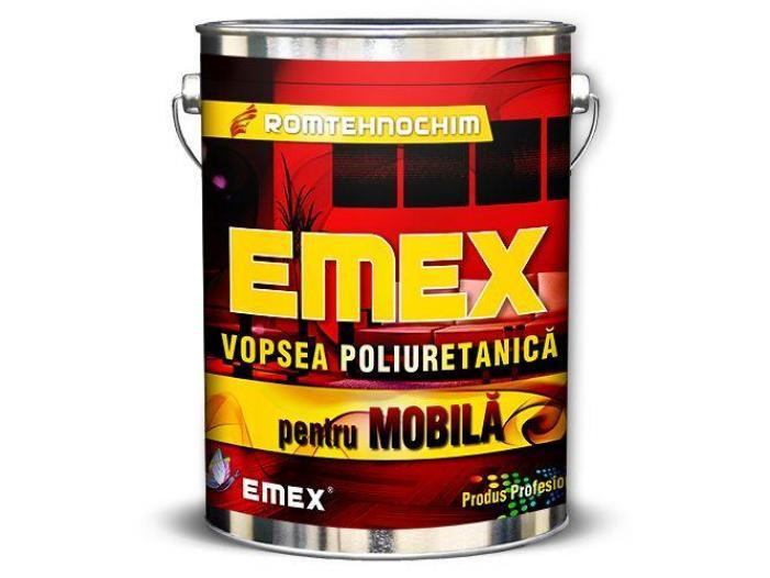 Vopsea Poliuretanica pentru Mobila EMEX - 1/1