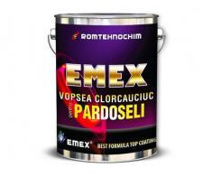 Vopsea Clorcauciuc pentru Pardoseli si Trafic EMEX