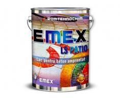 LAC DE BETON AMPRENTAT  EMEX LS PATIO