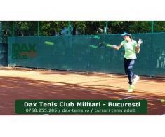Cursuri de tenis in Drumul Taberei Militari. Scoala de tenis