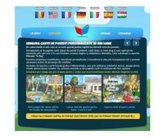 AFACERE LA CHEIE - CARTI PERSONALIZATE 3D – CARTEAMEA3D.RO