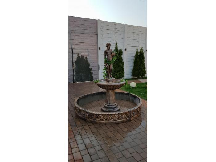 Fantana arteziana F24/fantani arteziene/decor gradina/fantana beton - 2/5