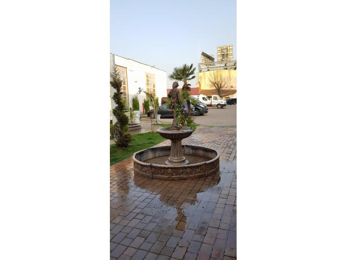 Fantana arteziana F24/fantani arteziene/decor gradina/fantana beton - 3/5