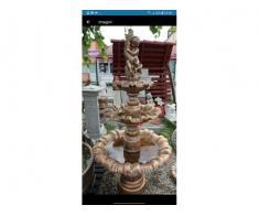 Fantana arteziana F6/Fantani arteziene/ornament gradina din beton/fant - Poza 2/4