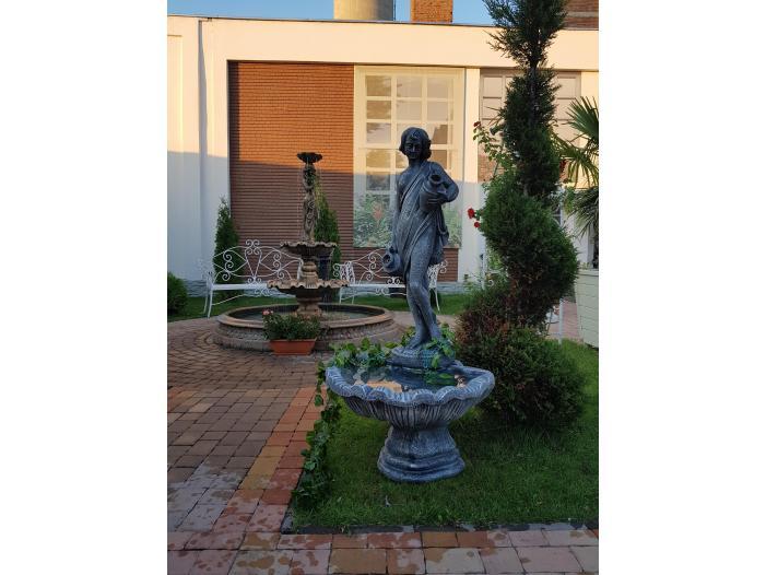 Fantana arteziana F20 / ornament gradina , fantani arteziene din beton - 3/5