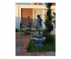Fantana arteziana F20 / ornament gradina , fantani arteziene din beton