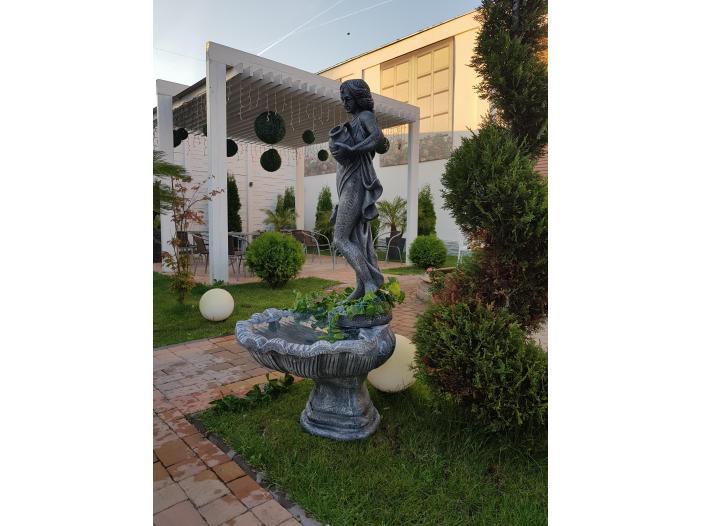 Fantana arteziana F20 / ornament gradina , fantani arteziene din beton - 5/5