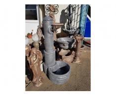 Cismea apa/pompa apa (aramiu)/pompa apa/pompa de apa/pompa din beton - Poza 3/4