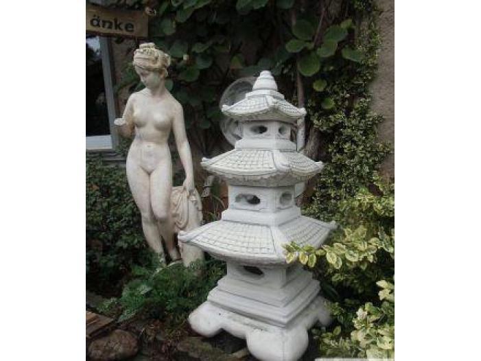 Lampa japoneza/felinar din beton/ ornament gradina - 2/3