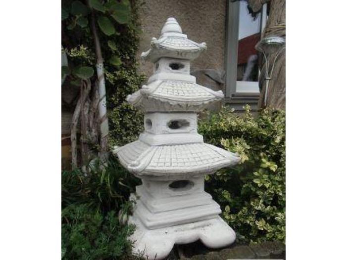 Lampa japoneza/felinar din beton/ ornament gradina - 3/3