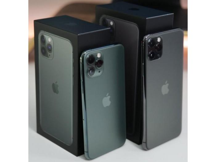 Apple iPhone 11 Pro Max, iPhone 11 Pro, iPhone 11, iPhone XS Max - 1/5