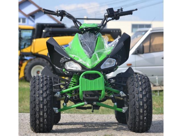 ATV Caviga Quad DNR 125cc, nou cu garantie - 1/3