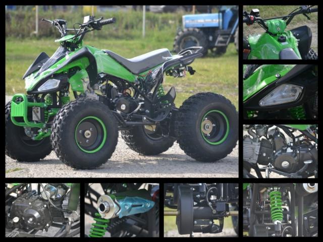 ATV Caviga Quad DNR 125cc, nou cu garantie - 3/3