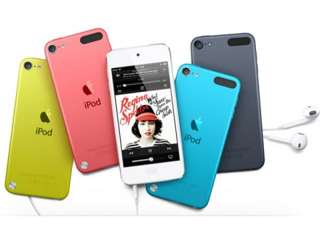 Ipod Touch 5 32gb pink /blue /black/ yellow - 1/1