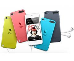 Ipod Touch 5 32gb pink /blue /black/ yellow