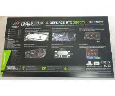 Vânzare ASUS ROG Strix GeForce RTX 2080 Ti OC - Poza 2/3