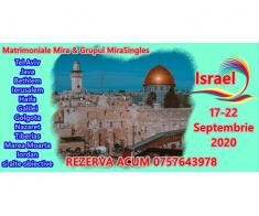 Israel  17-22 Septembrie-vacanta viselor tale
