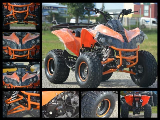 ATV yamaha  Warrior 125cc - 3/3