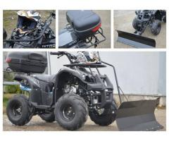 ATV Ieftin Moto Guzzi 125cc import Germania