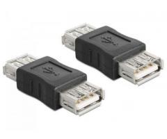 Adaptor USB-A mama - USB-A mama - 65012