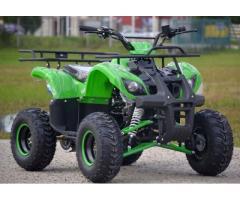 ATV Ieftin Moto Guzzi 125cc import Germania - Poza 1/3