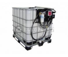 Bazine distributie combustibili Pompa motorina