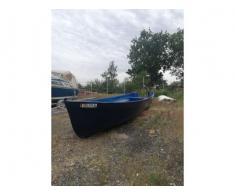Barca minavi - noua / cu Umbrar