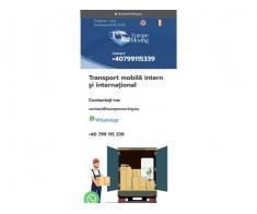 Relocari - Transport Mobila Intern si International