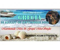 Vacanta in Grecia pentru Singles-28 August – 06 Septembrie 2020-