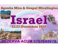 Vacanta in Israel - octombrie 2020