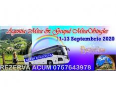 Excursie  Bucovina – Bicaz  11-13 Septembr– te asteptam alaturi de Grupul MiraSingles