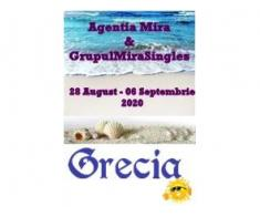Vacanta Grecia 28 August – 06 Septembrie 2020  – ramai acasa sau te alaturi noua?