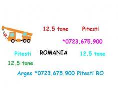 macara automacara 12.5 tone Pitesti 0723.675.900